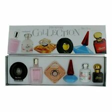 Premiere Collection 6 piece assorted miniature perfume gift set NIB