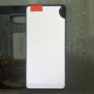 Damaged Working Screen OLED For Samsung Galaxy S10 SM-G973 LCD Display Frame