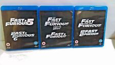 Fast & Furious: The 6-Movie Collection [Blu-ray][Region-Free] (USED)