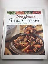 Betty Crocker's Slow Cooker Cookbook (Betty Crocker Cooking) Betty Crocker, Cro