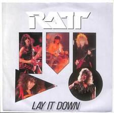 "Ratt - Lay It Down - 7"" Vinyl Record Single"