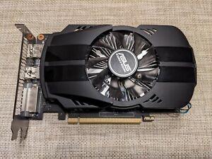 ASUS GeForce GTX 1050 TI 4GB GDDR5 Graphics Card (PH-GTX1050TI-4G)