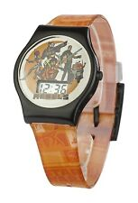 Ufficiale Disney Star Wars Rebels Display LCD Digitale Bambini Orologio Da Polso