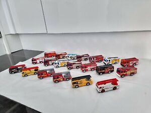 Matchbox Fire Engine Set 1