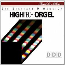 High-tech orgue (philips/Hi-Fi vision, 1982-89) Bach, Boëllmann, Gigout, vierne...