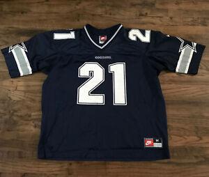 Vintage Nike Dallas Cowboys Deion Sanders Jersey
