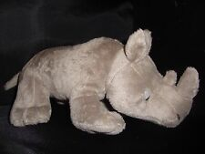 Webkinz PLUSH ONLY- JUNE RELEASE:  AFRICAN BLACK RHINO  - JUST THE PLUSH !!!