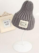 NEW Men's Women Beanie Knit Ski Cap Hip-Hop Winter Warm Unisex Wool Hat