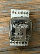 Potter Amp Brumfield Krpa 14dg 24 Relay 11 Pin With Ab 700 Hn203 Ser A Base