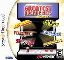 Midway's Greatest Arcade Hits Volume I NEW factory sealed Sega Dreamcast