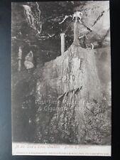"Somerset: Cox's Cave, Cheddar ""BOTTLE & FUNNEL"" Visited by H.M.King Edward Vll"