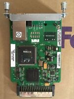 1PC Cisco HWIC-1FE 1 Port High Speed WIC module W/Tested Report Fully Tested