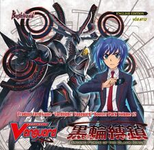 English Cardfight Vanguard Binding Force of the Black Rings Booster Box 30ct NEW