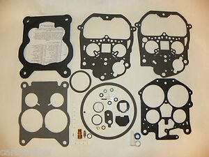 Rochester Quadrajet Carburetor Repair Kit 75-79 Buick Cadillac Chev Olds 15604
