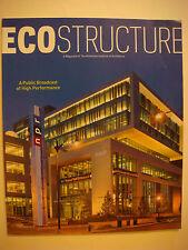 ECO-STRUCTURE Magazine Fall 2013 Eco-Home: NPR Headquarters,Bubbledeck Structure