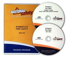 Workplace Fire Safety DVD  Training Kit