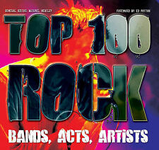 Top 100 Rock Bands, Acts, Artists by Flame Tree Publishing (Paperback, 2010)