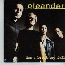 (CV427) Oleander, Don't Break My Fall - 2003 DJ CD
