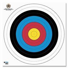 250 X 40cm BERSAGLIO TIRO CON L'ARCO Torneo Facce FITA bersagli