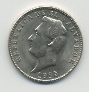 El Salvador 10 Centavos 1985 KM 130a UNC