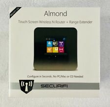 *NEW & SEALED* Securifi Almond Touch Screen Wireless Router +Wifi Range Extender
