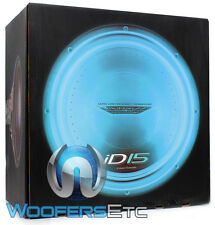 "ID15D2 V.3 IMAGE DYNAMICS CAR AUDIO SUB 15"" DUAL 2 OHM SUBWOOFER SPEAKER NEW"