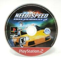 Need for Speed Hot Pursuit 2 Sony PlayStation 2 PS2 Game Only