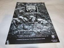 VULCAIN - Publicité de magazine / Advert !!! TRANSITION !!!