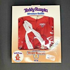 Teddy Ruxpin Adventure Outfits Worlds of Wonder Flying Outfit 1985 New In Box