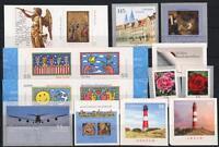 2008sk] Deutschland 2008 selbstklebende Briefmarken postfrisch komplett