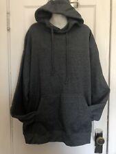 blue 84 sweatshirt gray mens 2XL XXL Super Soft Inside