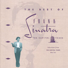 The Best of the Capitol Years by Frank Sinatra (CD, 1992) 20 Trax/50s & 60s Hits