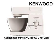 KENWOOD Küchenmaschine KVC3100W Chef weiß - Solo