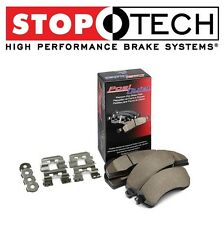 Chevy Corvette Ford Mustang Front PQ Metallic Brake Pads Set StopTech 104.04120
