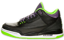 2013 Nike Air Jordan 3 III Retro Joker Size 10.5. 136064-018 1 2 4 5 bred cement