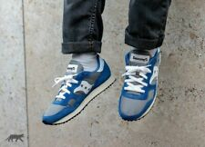 SAUCONY SCARPE SNEAKERS UOMO SHOES RUNNING DXN TRAINER VINTAGE GRY BLU S70369-15