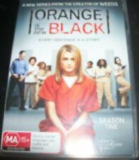 Orange Is The New Black Season One 1 (Australia Region 4) DVD - Like New