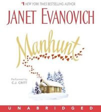 Manhunt by Janet Evanovich (CD-Audio, 2005)