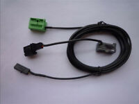 Microphone Harness Cable Fits Volkswagen Skoda RNS315 RCD510 Adapter Cable