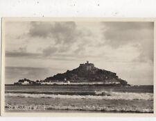 St Michaels Mount Cornwall 1959 RP Postcard 900a