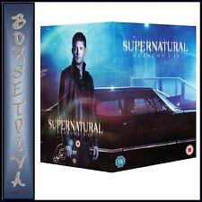 SUPERNATURAL SEASONS 1 2 3 4 5 6 7 8 9 10 11 12 & 13 ** BRAND NEW DVD BOXSET***