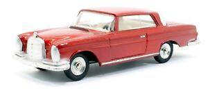 DINKY TOYS (FRANCE) NO.533 METALLIC RED 30056 MERCEDES BENZ