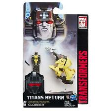 "NEW TRANSFORMERS GENERATIONS TITANS RETURN TITAN MASTER CLOBBER 3"" FIGURE B8357"