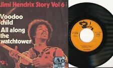 JIMI HENDRIX 45 TOURS FRANCE sTORY VOLUME 6