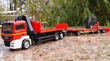 Lkw-Verkehrsmodelle aus Kunststoff