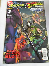 1x Comic DC - Identity Crisis - Batman & Superman - Nr. 3