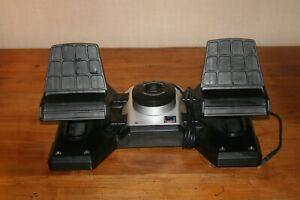 Saitek Pro Flight Cessna Rudder Pedals Noir