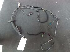 BMW E60 M5 Right Rear Passenger Door Wiring Harness Plug Wire 6966643 OEM 1774