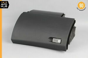 12-14 Mercedes W204 C250 C300 Dashboard Glove Box Compartment Black OEM