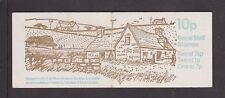 GB Folded Stamp Booklet FA7 1978 Farm Buildings Series No. 4 WALES